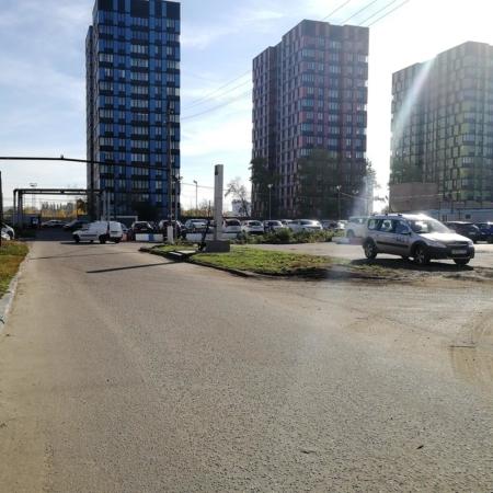 БАЗИС. Вдавливание свай, Москва