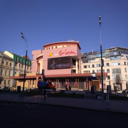 BASIS. Вдавливание свай, Москва.